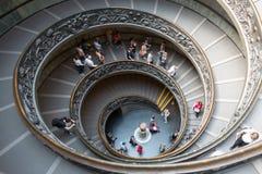 ślimakowaci schody Zdjęcia Stock
