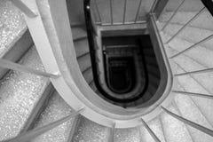 ślimakowaci schody Obraz Royalty Free