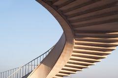 ślimakowaci schody Zdjęcie Stock