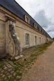 Ślimakowaty gurt Corderie Royale w Rochefort Obraz Stock