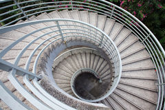 ślimakowaty schodek Obrazy Stock