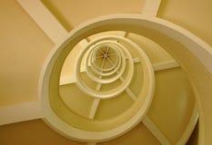 ślimakowaty schody Obrazy Royalty Free
