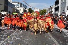 Limassol Carnival Parade Cyprus Royalty Free Stock Photos