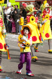 Limassol Carnival Parade, March 6, 2011 Stock Image