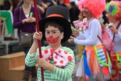 Carnaval en Chipre Foto de archivo libre de regalías