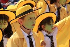 Carnevale in Cipro Fotografia Stock Libera da Diritti