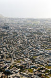Limassol city aerial view. Cyprus Royalty Free Stock Photos