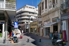 Limassol city Stock Image
