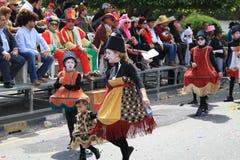 Karnawał w Cypr Fotografia Royalty Free