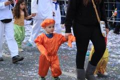 Karnawał w Cypr Obraz Royalty Free