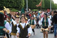 Karnawał w Cypr Obrazy Royalty Free