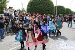 Karnawał w Cypr Zdjęcie Royalty Free