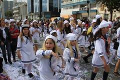 Karnawał w Cypr Zdjęcia Royalty Free