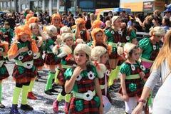 Karnawał w Cypr Obrazy Stock