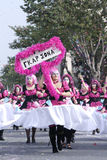 Limassol - Cyprus 14 February Carnival Parade Royalty Free Stock Image