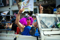 Limassol Cyprus carnival Royalty Free Stock Images