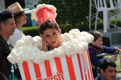 Carnaval in Cyprus Royalty-vrije Stock Afbeelding