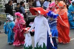 Carnaval in Cyprus Royalty-vrije Stock Afbeeldingen