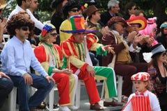 Carnaval in Cyprus Stock Afbeeldingen