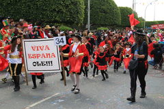 Carnaval in Cyprus Royalty-vrije Stock Fotografie