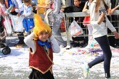 Carnaval in Cyprus Royalty-vrije Stock Foto