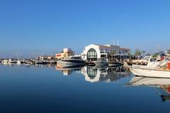 Limassol-Jachthafen Lizenzfreies Stockfoto