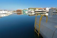 Limassol-Jachthafen Lizenzfreie Stockfotografie