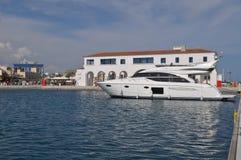 Limassol-Jachthafen Stockfotos