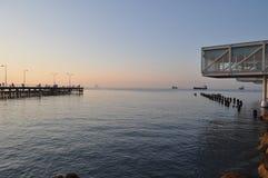 Limassol-Jachthafen Lizenzfreie Stockfotos