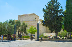 Limassol kasztel Obrazy Stock