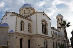Limassol kyrka Royaltyfria Bilder