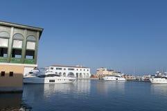 Limassol Marina Fotografia Stock