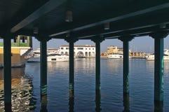 Limassol Marina Zdjęcie Stock