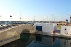 Limassol Marina obrazy royalty free