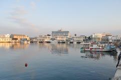 Limassol marina Royaltyfria Foton