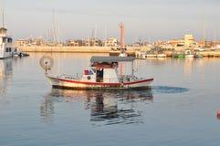 Limassol marina Royaltyfri Foto