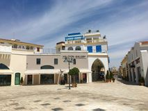 Limassol Marina obrazy stock
