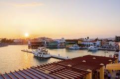 Limassol Marina, Cypr Fotografia Stock