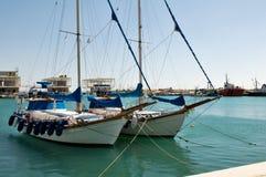 Limassol Marina, Cyprus Royalty Free Stock Image