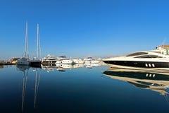 Limassol Marina Stock Photography
