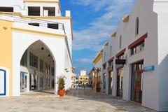 Limassol Marina Royalty Free Stock Images