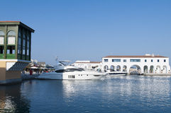 Limassol Marina Royalty Free Stock Photo
