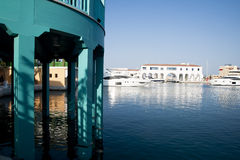 Limassol Marina Stock Photography