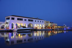 Limassol Marina Stock Image