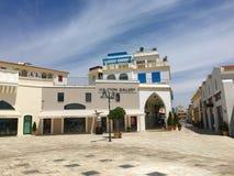 Limassol Marina Stock Images