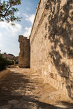 Limassol old town castle in cyrpus Royalty Free Stock Photography
