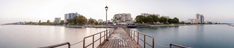 Limassol Skyline, Cyprus Royalty Free Stock Images
