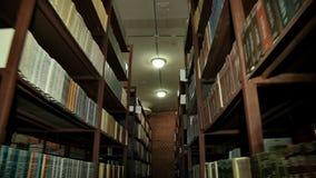 Limatura dei documenti nel dipartimento degli archivi archivi video
