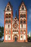 Limburg Cathedral Royalty Free Stock Image