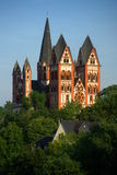 Limburg Cathedral Royalty Free Stock Images